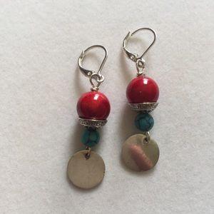 Handmade and NWT earrings